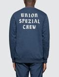 Adidas Originals Union LA x Adidas SPEZIAL Crewneck Sweatshirt Picutre