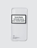 Urban Sophistication Mental Health Warning Iphone Cover Picutre
