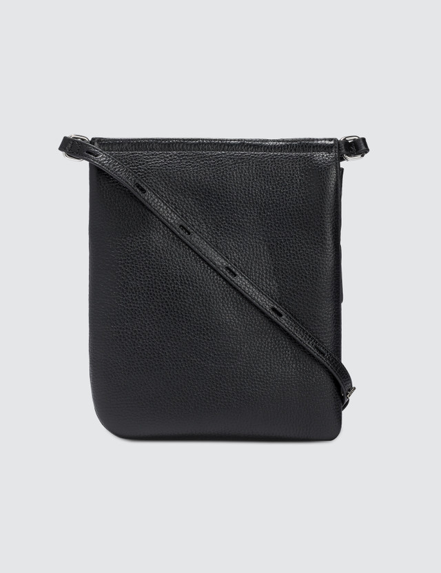 Kara Pebble Leather Waist Bag