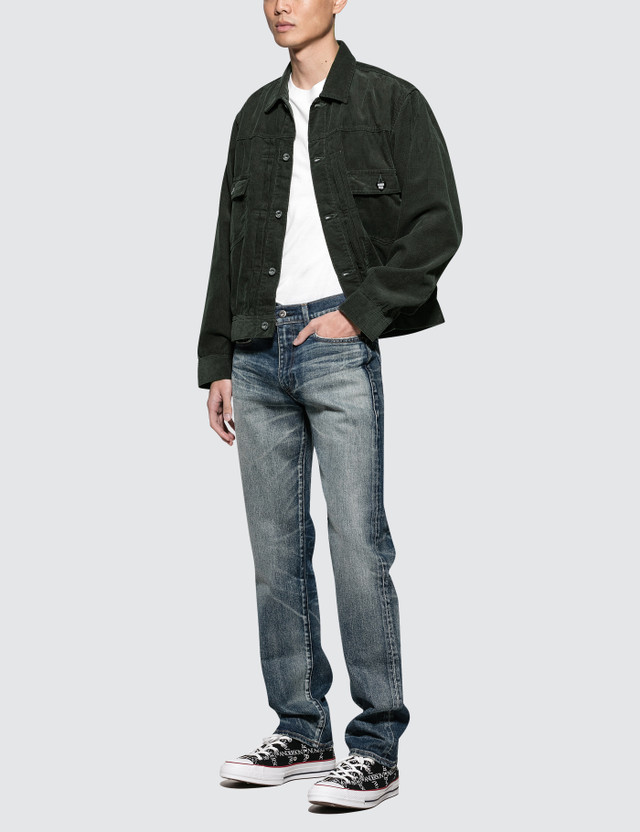 Human Made Hbz Corduroy Work Jacket