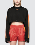 Fenty Puma By Rihanna Hooded L/S Cropped Sweatshirt Picture