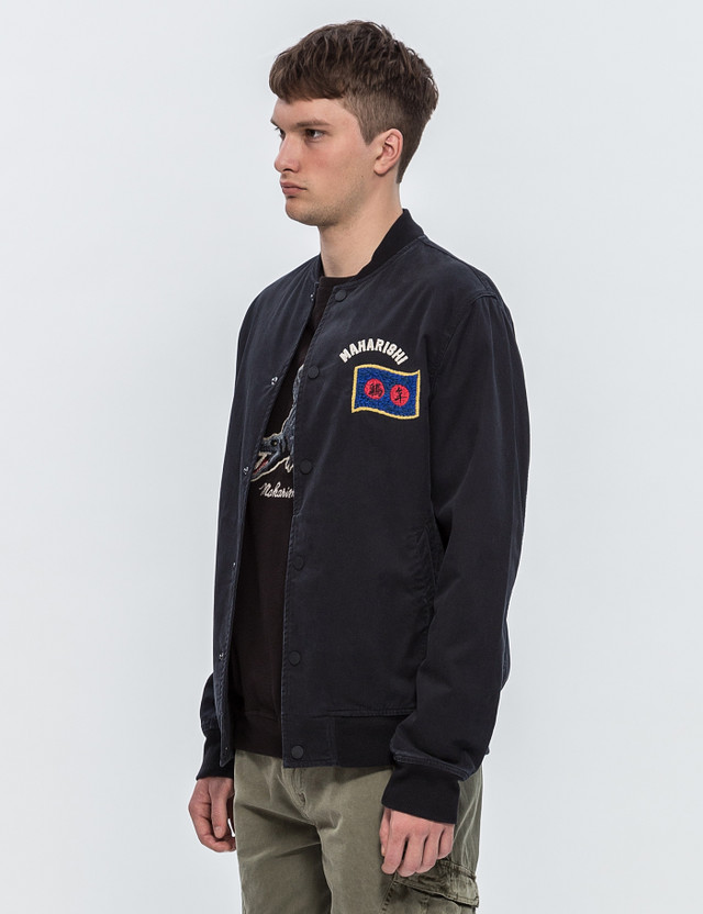Maharishi Year of The Rooster Jacket