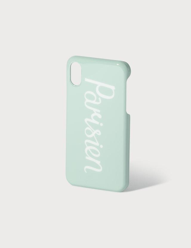 Maison Kitsune Parisien iPhone X Case