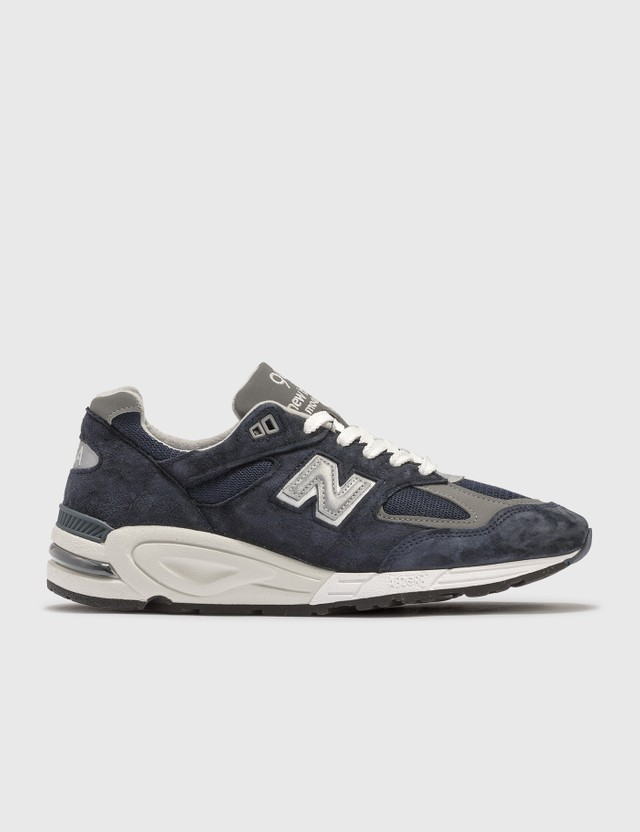 New Balance M990nv2 Blue Men