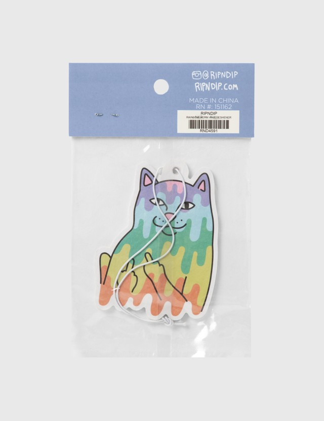 RIPNDIP Rainbow Nerm Air Freshener Multi Men