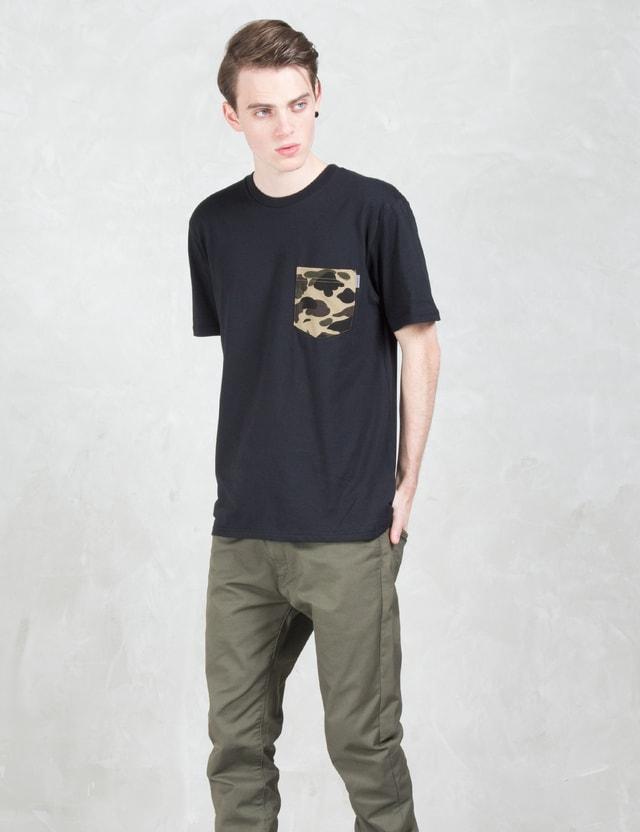 Carhartt Work In Progress Contrast Pocket T-shirt