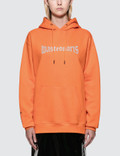 Wasted Paris London Reflective Hoodie Picutre