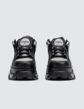 Buffalo London Buffalo Classic Silver Low-top Platform Sneakers