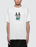 Polar Skate Co. Flat Earth S/S T-Shirt Picture