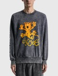 Aries Flatulent Tiger Sweatshirt Picture