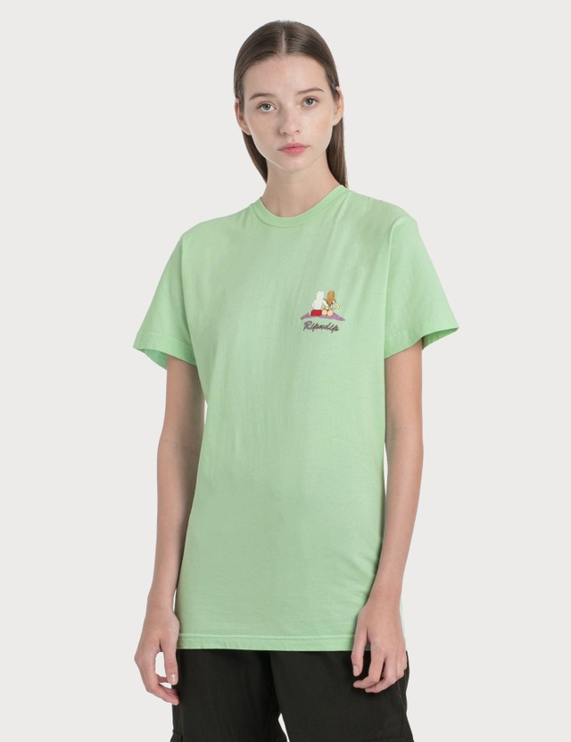 RIPNDIP Suns Out Buns Out T-Shirt Mint Women