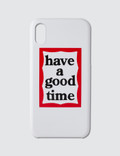 Have A Good Time Frame Iphone Case For Iphone X Picture