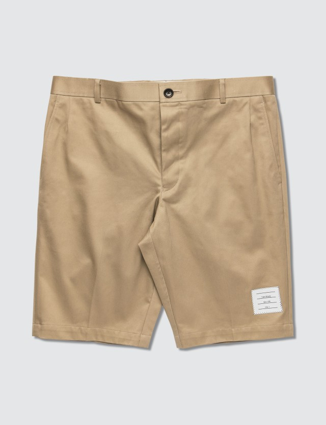 Thom Browne Unconstructed Chino Shorts