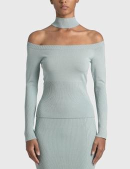 Jonathan Simkhai Lila Cold Shoulder Pullover