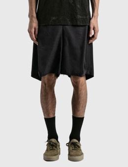 Ader Error Balkan Shorts