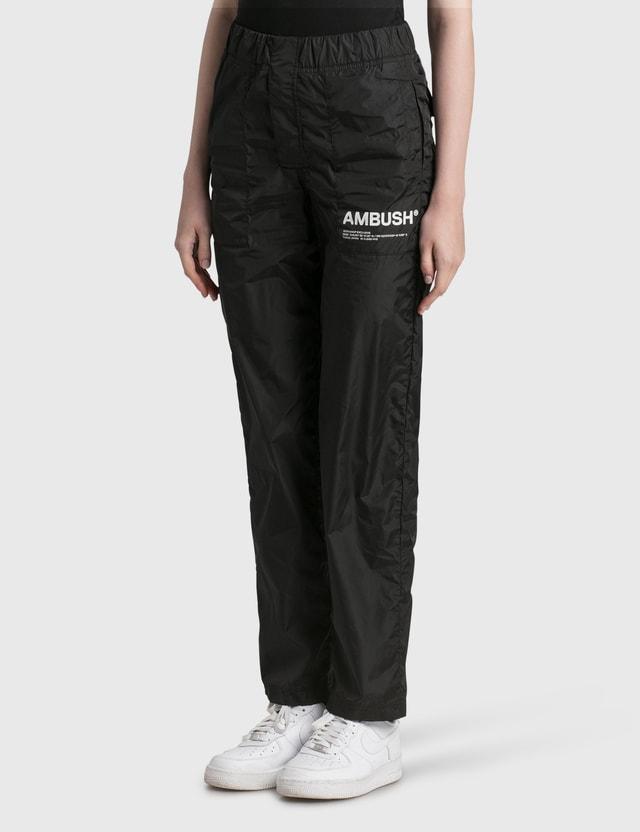 Ambush Nylon Workshop Pants Black Women