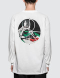 Polar Skate Co. Lambo Life Fill Logo L/S T-Shirt Picture