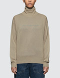 MM6 Maison Margiela Tuckle Neck Knitwear Picture