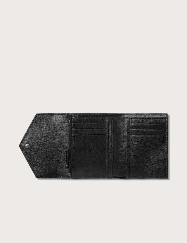Off-White Small Logo Leather Wallet