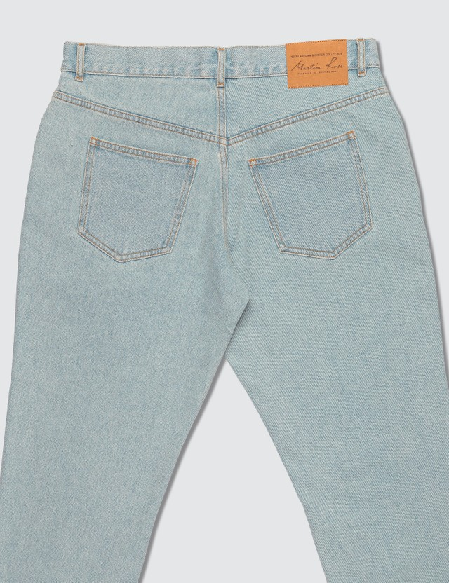 Martine Rose Straight Leg Jeans