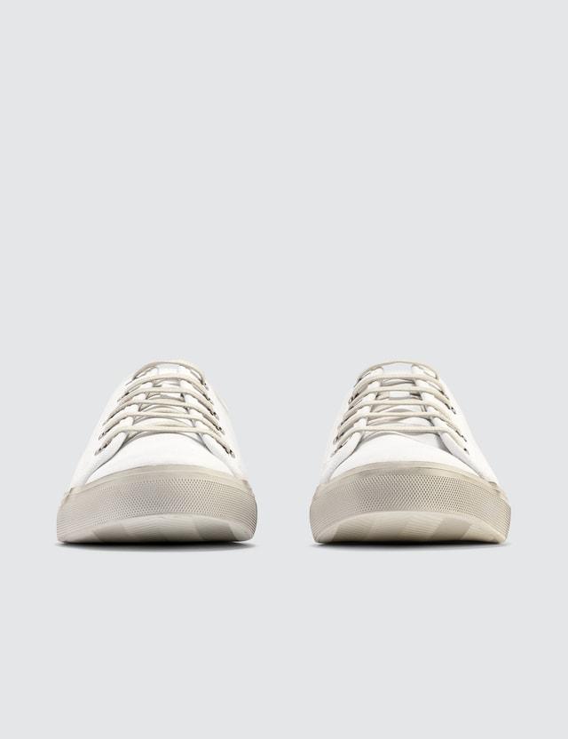 Saint Laurent Malibu Low Top Sneaker White  Men