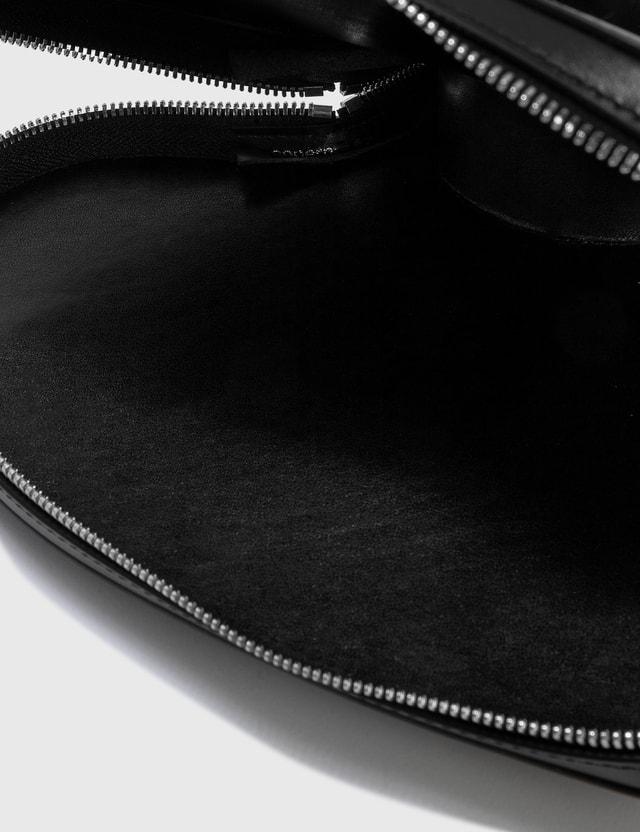 Coperni Heart Swipe Bag Black Women
