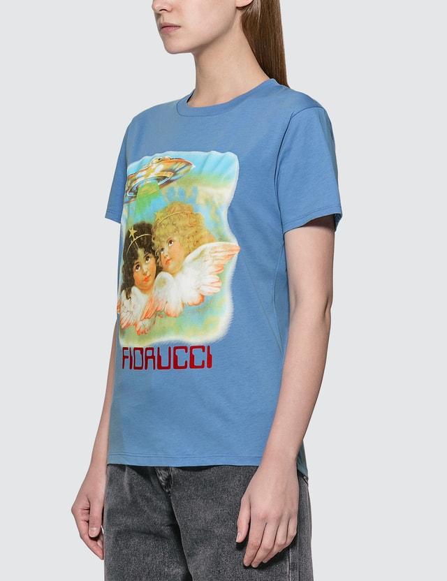 Fiorucci Angels UFO T-shirt