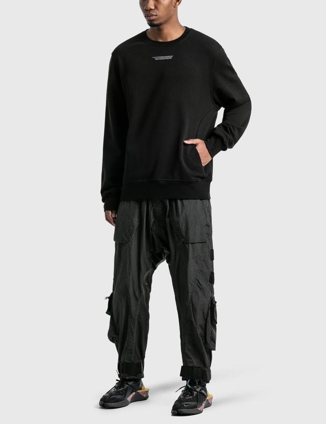 Tobias Birk Nielsen ISO Poetism Sweatshirt Black Rd Men