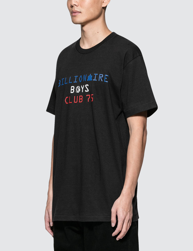 Billionaire Boys Club Club 75 X Billionaire Boys Club S/S T-Shirt 1