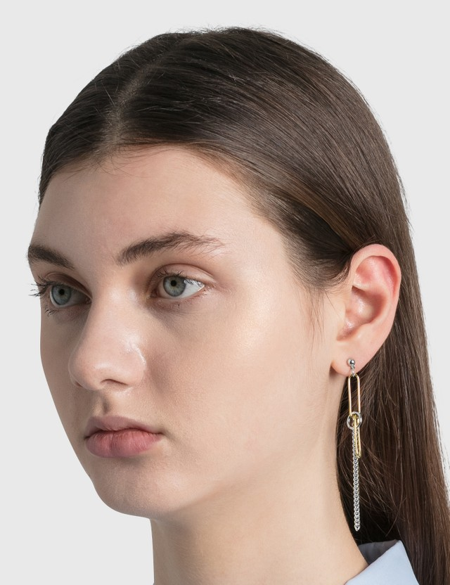 Justine Clenquet Sid Earrings