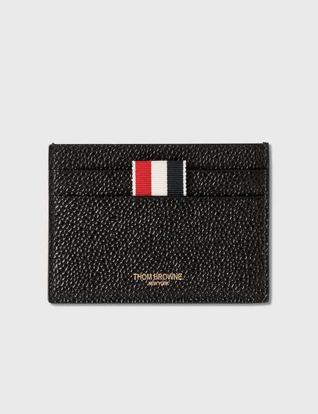 탐 브라운 Thom Browne Single Card Holder