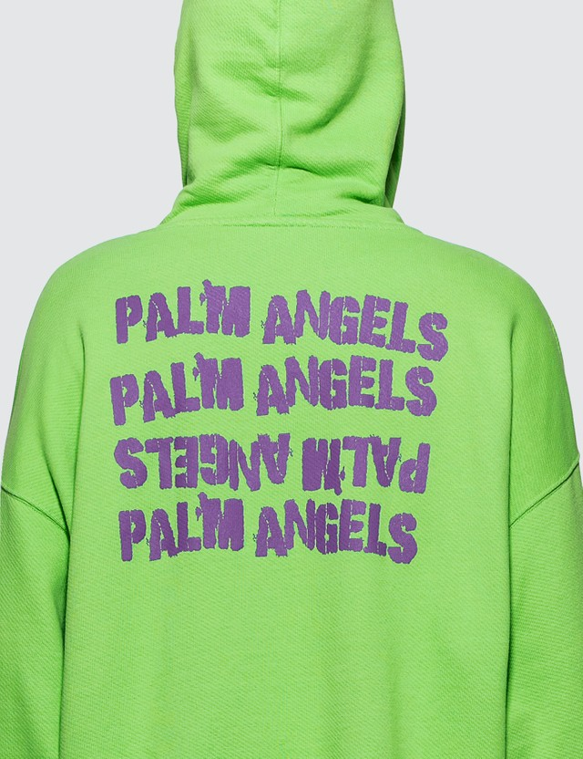 Palm Angels Small Angel Hoodie