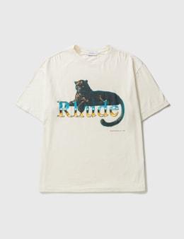Rhude Leopard T-shirt