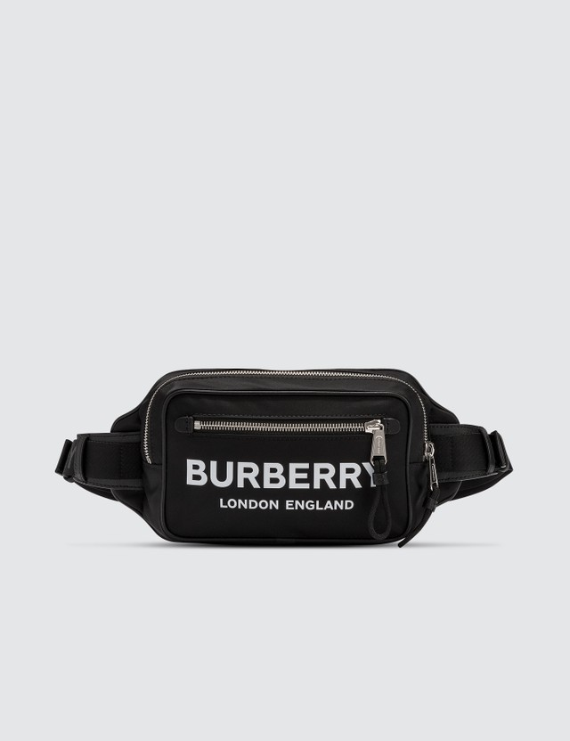 Burberry Logo Print ECONYL® Bum Bag