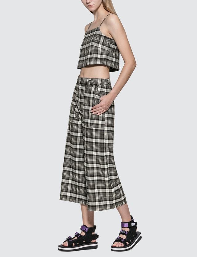 X-Girl Plaid Camisole