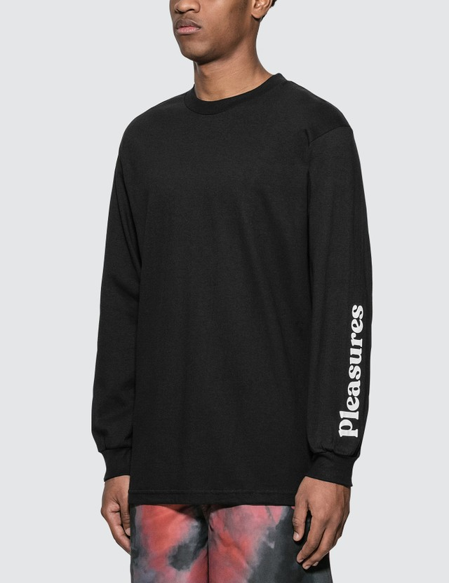 Pleasures Touch Long Sleeve T-Shirt