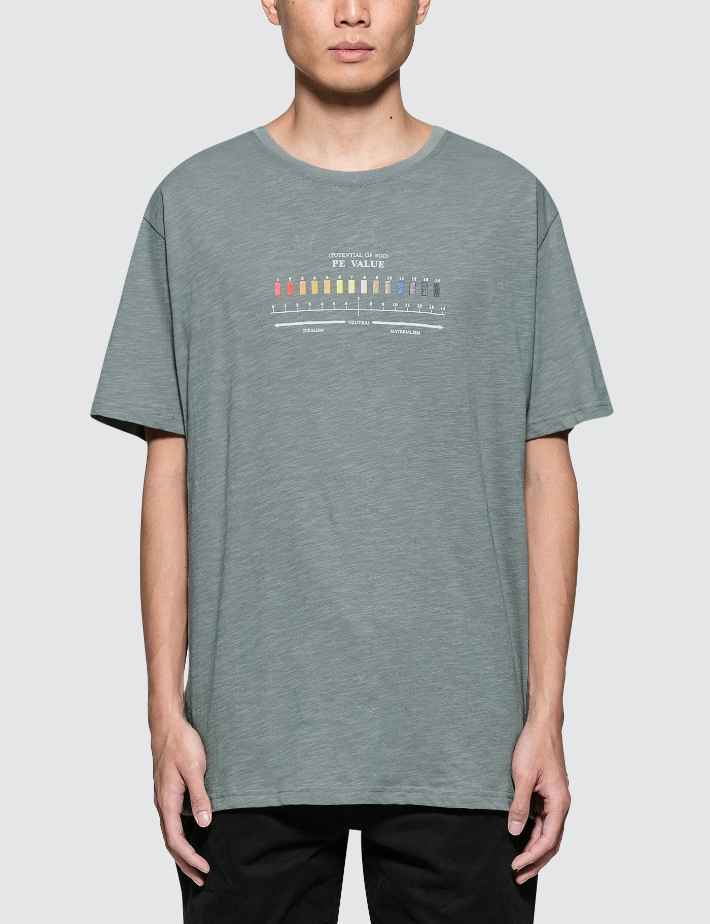 C2H4 Los Angeles Number (N)ine x C2H4 PE Value S/S T-Shirt Picture