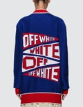 Off-White Off-White Flag Cardigan