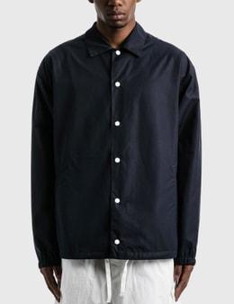 Emporio Armani Organic Cotton Shirt Jacket