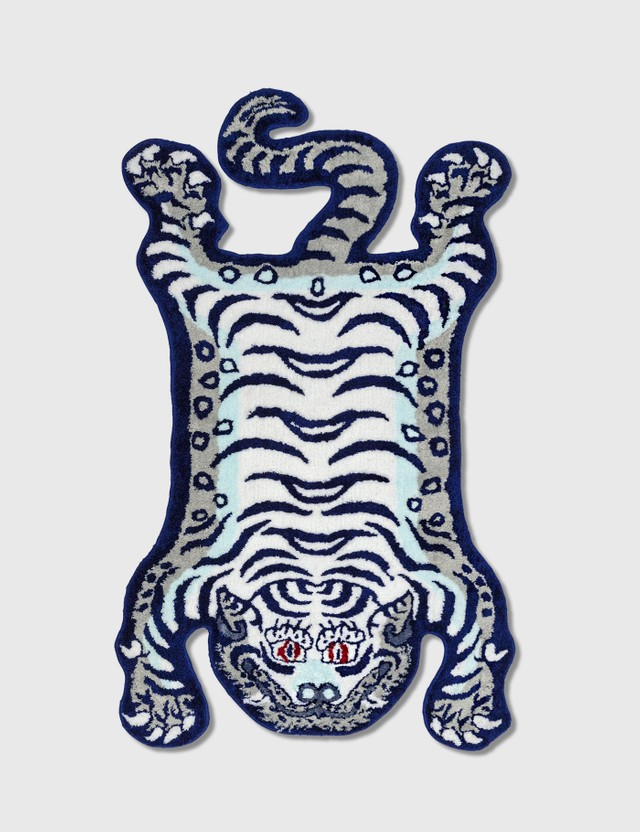 RAW EMOTIONS Mascot Tiger Rug