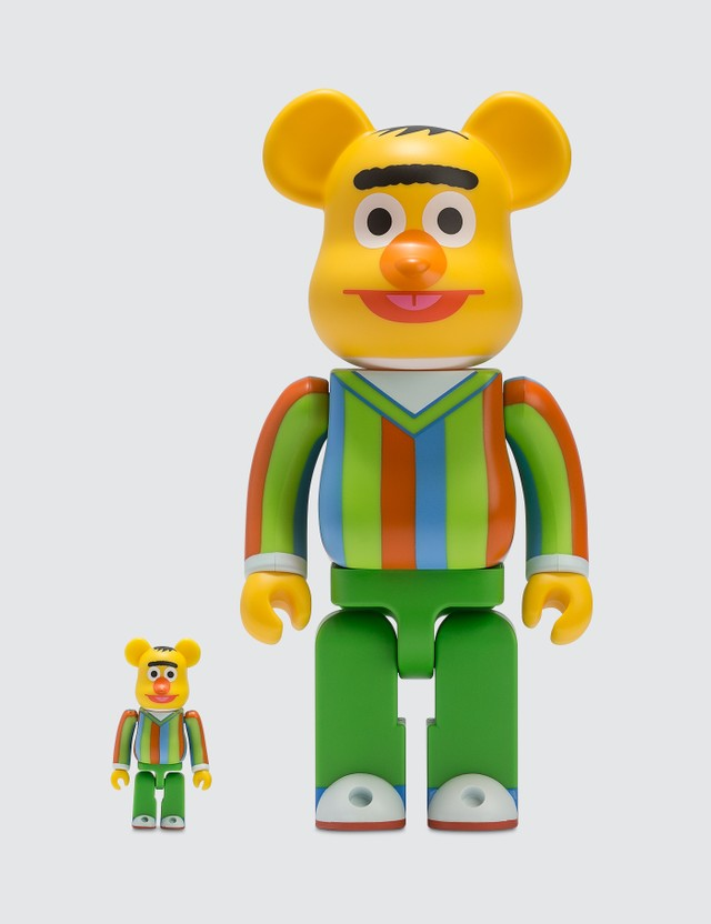 Medicom Toy Be@rbrick 100% & 400% Bert