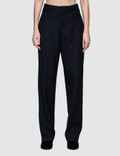 Maison Margiela Heavy Gabardine Trousers Picture