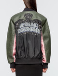 Opening Ceremony Studded Western Varsity Jacket Picture