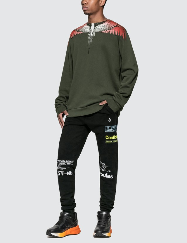 Marcelo Burlon Red Wings Sweatshirt