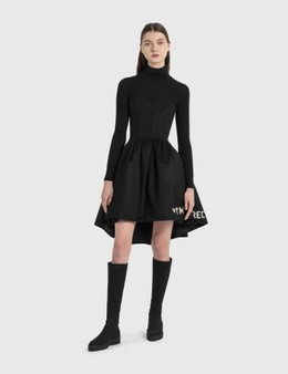 Emporio Armani R-EA Show Tulip Dress