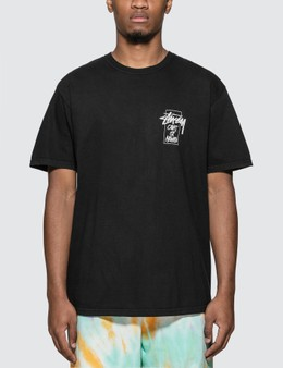 Stussy Coat Of Arms Pigment Dyed T-Shirt