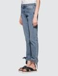 MSGM Pantalone Jeans