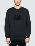 Ami Big Ami Sweatshirt Picture