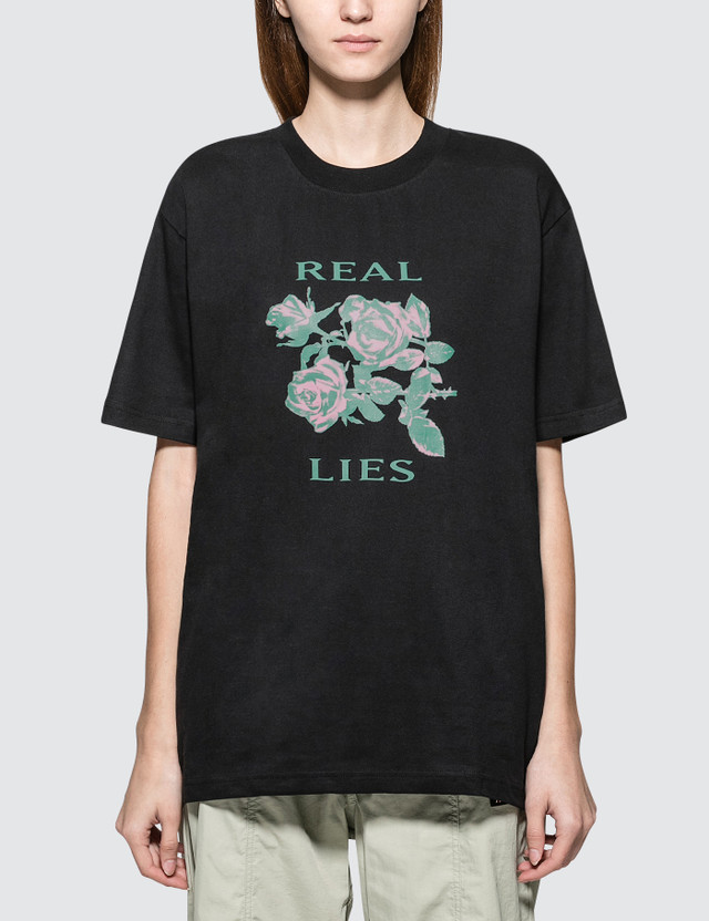 Wasted Paris Real Lies Short Sleeve T-shirt