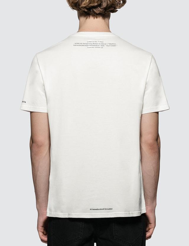 Takahiromiyashita Thesoloist Kurt Cobain S/S T-Shirt